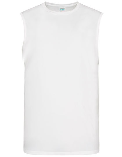 JC022 Just Cool Mens Cool Smooth Sports Vest